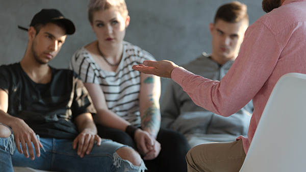 Non-residential Services | Range Of Programs And Services | Support group